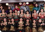 Winners of Inter School Dance Competition