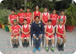 Basket Ball team U-14 Boys