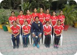 Basket Ball Team U-14 Girls