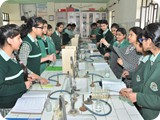 Chemistry Lab- ' All the world is a laboratory to the  inquiring mind