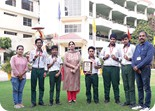 Chess boys bagged Gold Medal  in  Punjab Schools District Chess Championship-2019