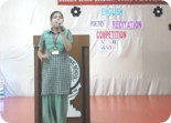 English Poetry Recitation Competition