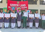 GREEN LAND KNIGHTS  TAKE PLEDGE  TO CELEBRATE CLEAN, GREEN & ENVIRONMENT FRIENDLY DIWALI