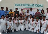 Green Land Knights won 1st R.L. Rudhra Memorial One Day Cricket Series