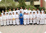 Karate Team Boys