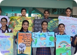 Plantation Drive and Poster Making Competition