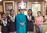 School  Chess  Players Bagged Gold Medals In Ludhiana Sahodaya School Complex Chess Championship