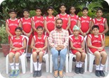 Volley Ball Team U-14