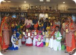 WINNERS OF  OVERALL TROPHY IN LSSC  (CENTRAL ZONE) GROUP DANCE (FOLK) COMPETITION