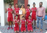 Winners Of Gold , Silver and Bronze Medals In Punjab Schools District Volley Ball Tournament  U-19 ,U- 17 and U-14  Boys